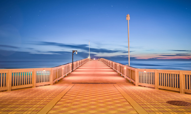 Panama City Beach Pier -Panama City Beach FL